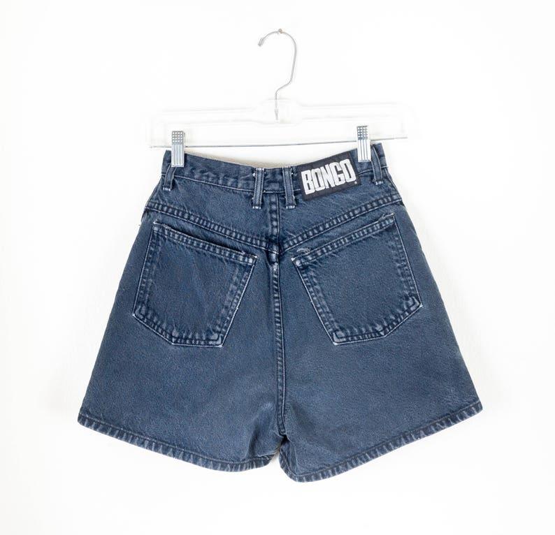 2a317036aee Vintage 90s high waisted MOM Shorts Bongo Jean Shorts High