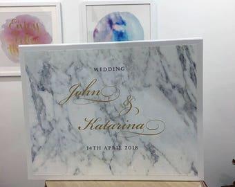 Wishing Well - Marble Design
