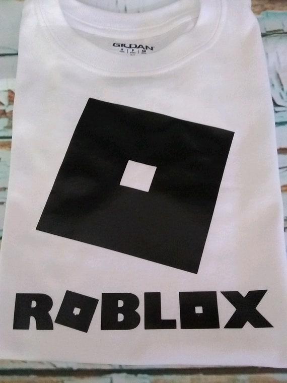 Roblox Unisex Shirt Boy Roblox Shirt Girl Roblox Shirt Etsy