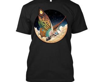 Mothra T-Shirt by Mythka
