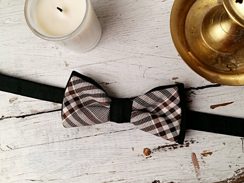 786d2ac5a5c2 START-UP kit ''LAMBDA'' bow tie men and women | Etsy