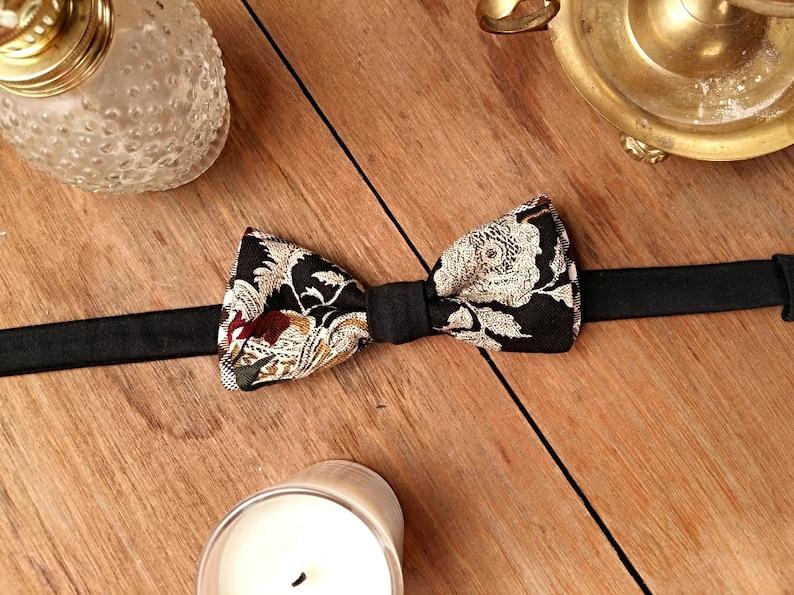 0d3210d32c5c START-UP kit ''KAHUKURA'' bow tie men and | Etsy