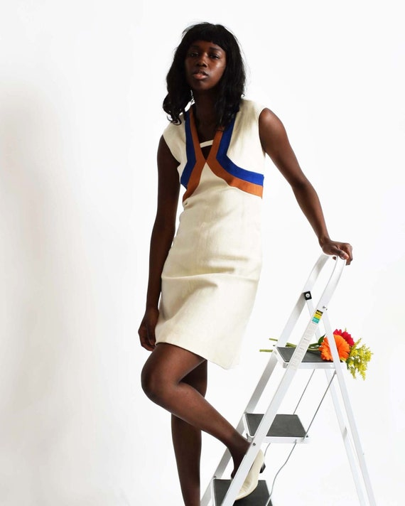 Vintage Adele Simpson Tennis Dress