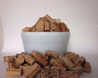 200 Wine Corks - All Natural Cork