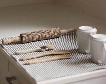 Hemp/Organic Cotton Kitchen Towel