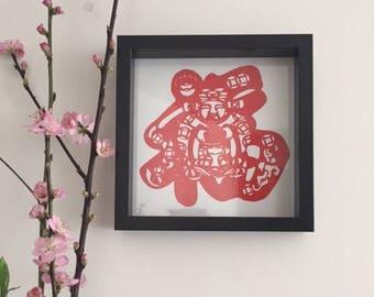 Chinese God Of Prosperity