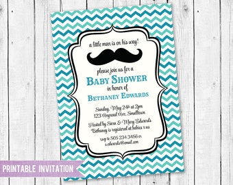 Mustache baby shower invitation etsy baby shower invitation mustache invitation mustache baby shower invite baby shower mustache invitation baby shower party invitation filmwisefo