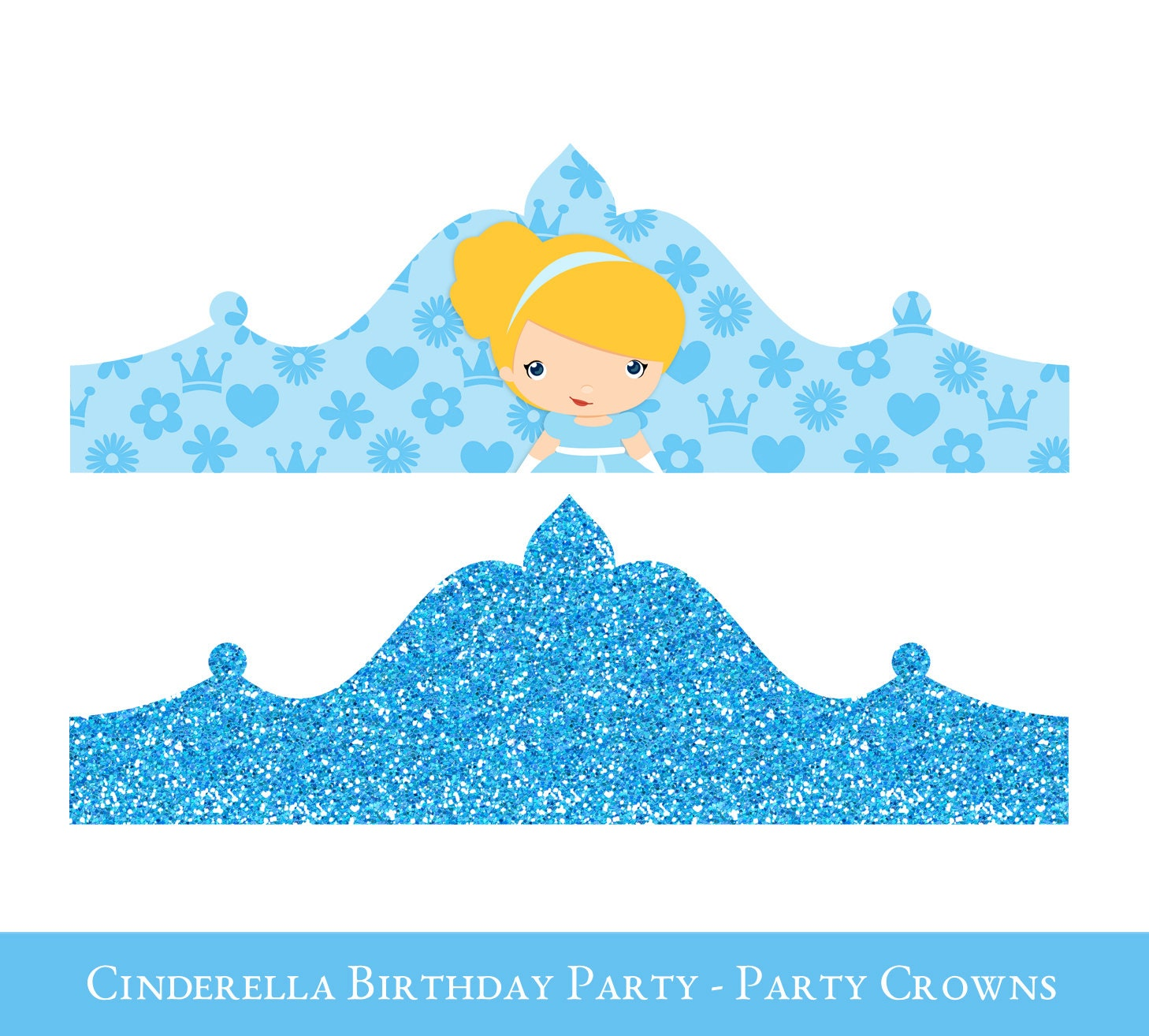 This is a photo of Princess Crowns Printable with regard to elsa