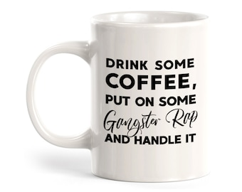 Gangster Coffee Mug Etsy