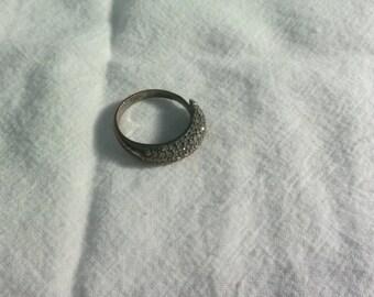 Vintage Pilgrim Ring