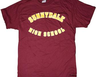 Buffy the Vampire Slayer Inspired Sunnydale High TShirt
