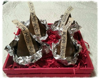 Fabric Hershey Kiss