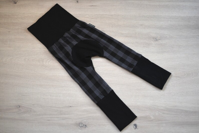 Plaid Maxaloones Plaid Kids Leggings Plaid Baby Plaid Grow Pants Lumberjack First Birthday Cloth Diaper Pants Plaid Grow With Me Pants