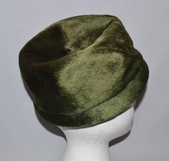 Vintage Ladies' Hat - Christian Dior New York labe