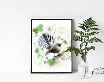 Fantail | Etsy