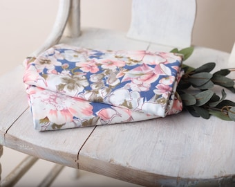 Floral Newborn Wrap, Newborn Props, Photography Props