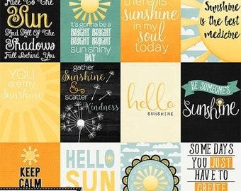 On Sale 50% Summer Sun, Journal And Pocket Scrap Cards Digital Scrapbook  Kit,