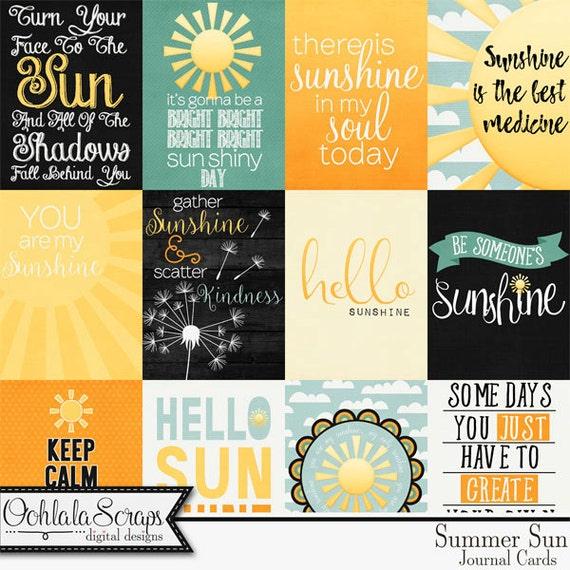 Be The Sun Journal