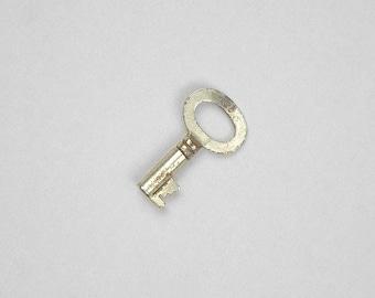 Eagle Lock Company Number 25 Steamer Trunk Key, Antique Key, Steamer Trunk, Steampunk Key, Antique Trunk Key, Steel Key, Barrel Key, B38
