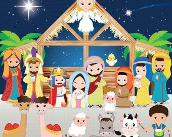 Manger clipart christmas day service, Manger christmas day service  Transparent FREE for download on WebStockReview 2020