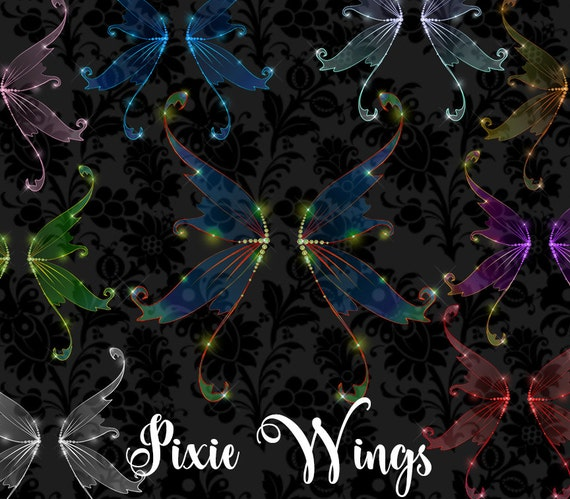 Its All About...You Pixie with Wings Clip on Charm Perfect for Necklaces and Bracelets 101Aa