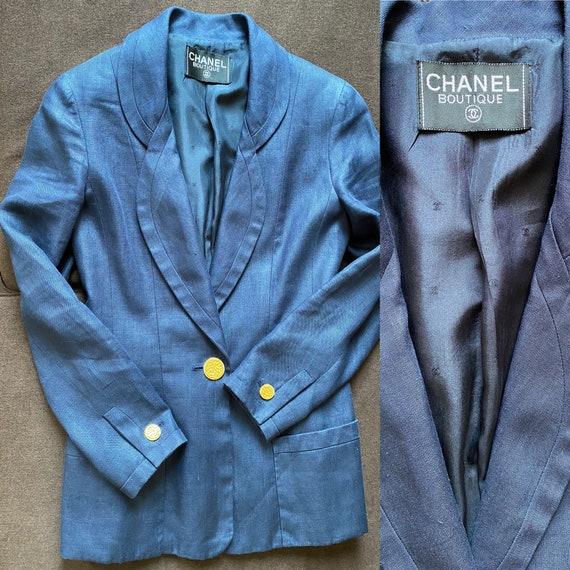 Authentic Chanel blazer
