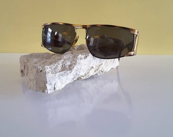 cc565171751266 Vintage unieke Von Furstenberg 80 s zonnebril gemaakt in Italië. Designer  sunglasses. Vintage eyewear. Merk zonnebril.