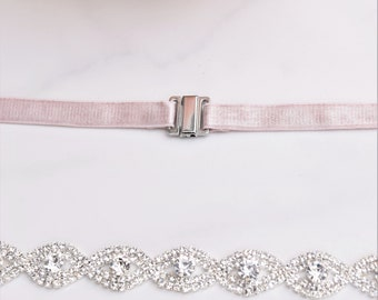 Belts-Elastic with Clasp