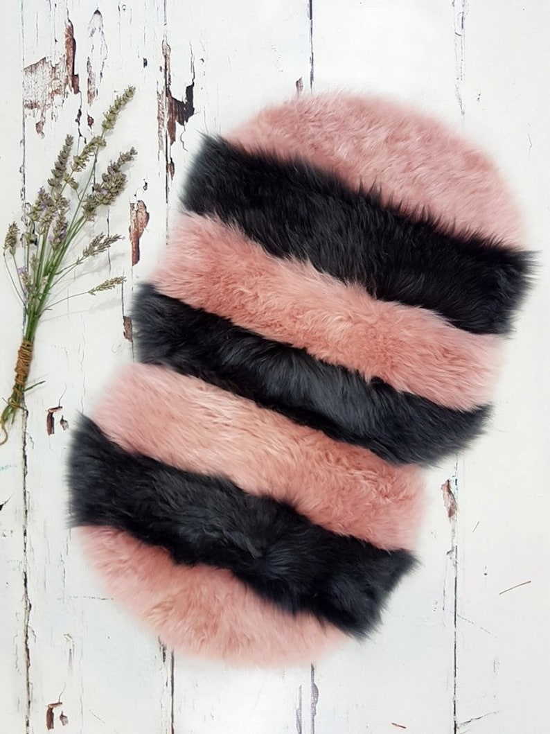 liner only Luxury Fur Seat Liners for i-Candy Peach Pushchairs