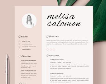 resume template resume cv template cv design curriculum vitae cv instant download resume resume templates cv panama