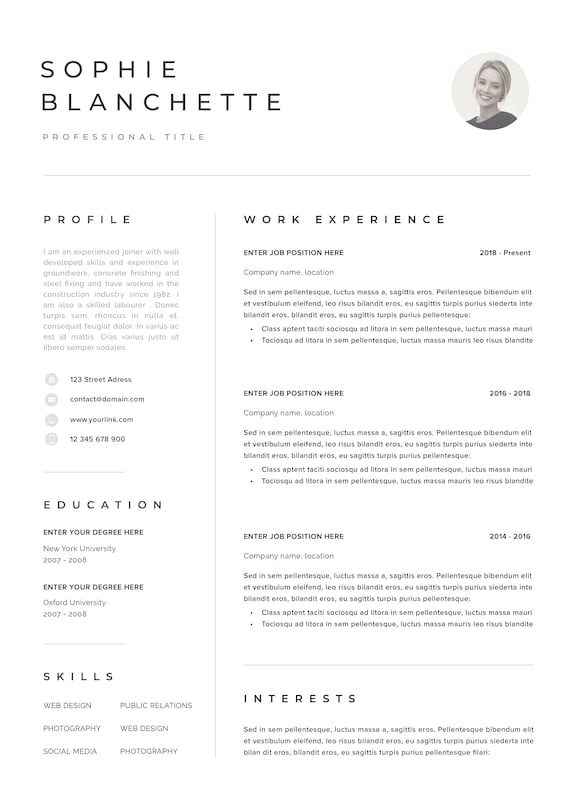 Resume Template | Resume CV Template | CV design | Curriculum Vitae | CV  Instant download Resume | Resume Templates | cv | "|570|807|?|471f269d63a9ee8f6eeb9771dd1ac60b|False|UNLIKELY|0.3390365540981293