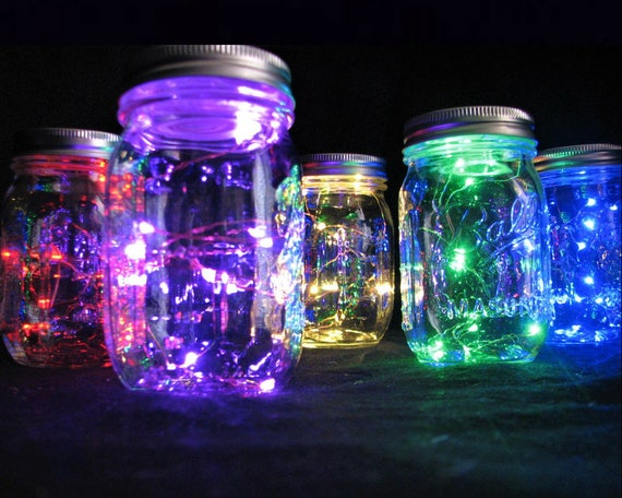 size 40 287eb 24daf VALUE PACK Colored or White LED Coin Cell Fairy Lights - strings of 10  Fairy Lights 39