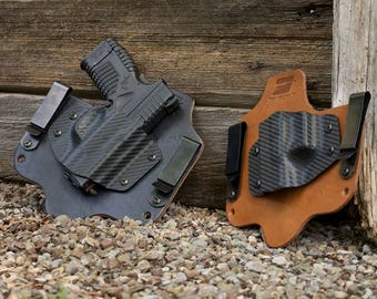IWB holster for Walther Creed - Constitution - InvisiHolsters