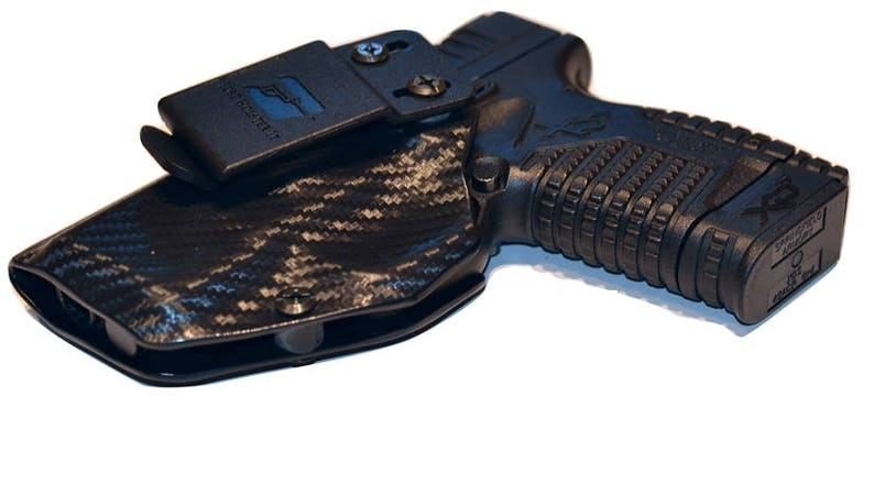 Beretta 84FS Cheetah IWB Holster - Adjustable Cant and Retention - Lifetime  Warranty