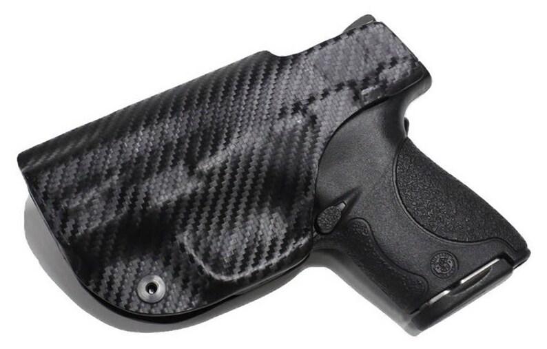 Kimber Micro 9 Holster w/ Slide Sweat shield - Lifetime Warranty,
