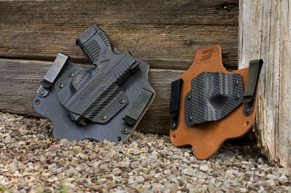 Walther PPX Custom Lifetime Warranty IWB Hybrid Holster for Concealed Carry