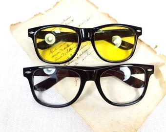 c7632bed15c0 Set of 2 Clubmaster Sunglasses
