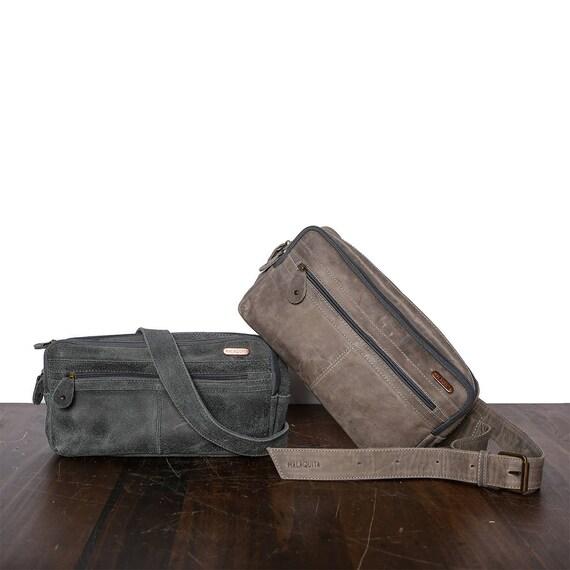 Banane en cuir - sac de voyage - sacs - cadeaux pour lui - cadeau pour son cadeau pour les hommes-sac en cuir - fait main - cuir - Hip Bag - Sac de hanche en cuir