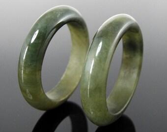 cbe2f27486fb Anillos de Jade verde