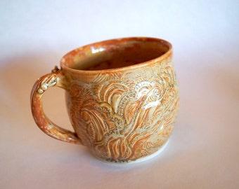 Large Stoneware Mug