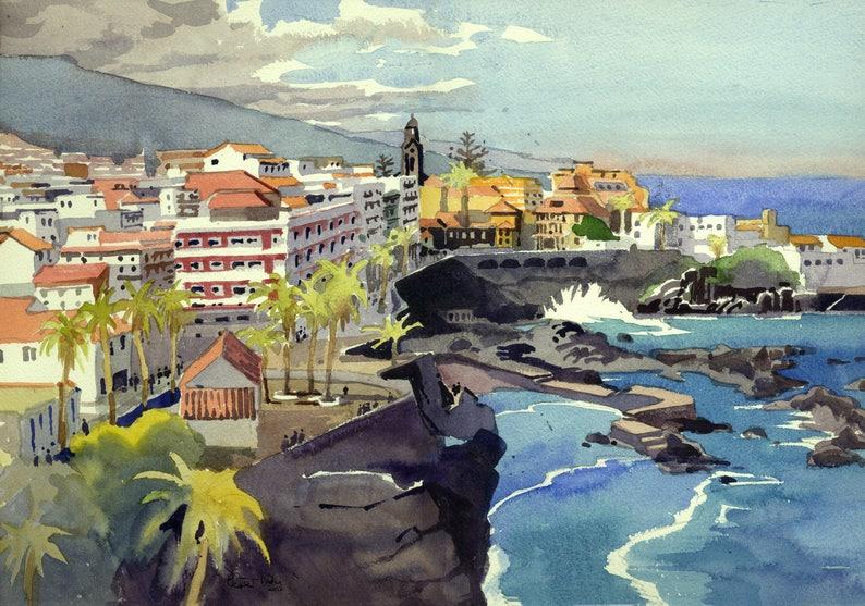Tenerife Puerto de la Cruz image 0