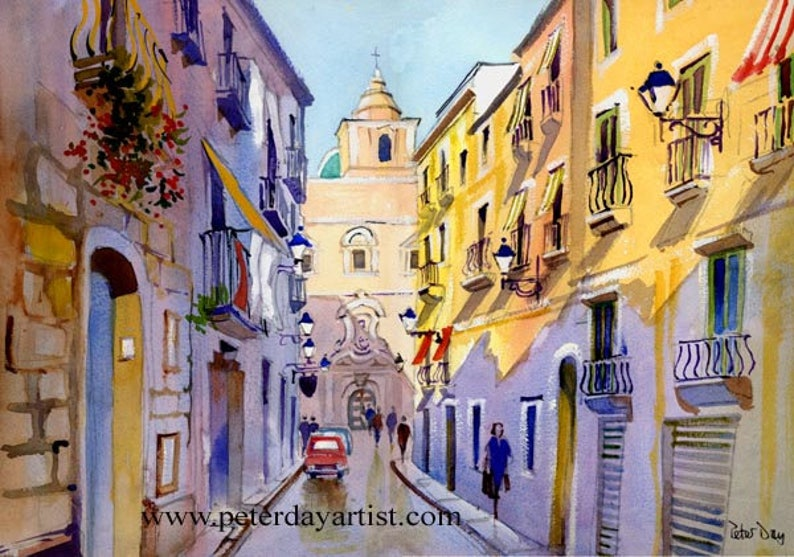 Tripani Old Town Sicily image 0