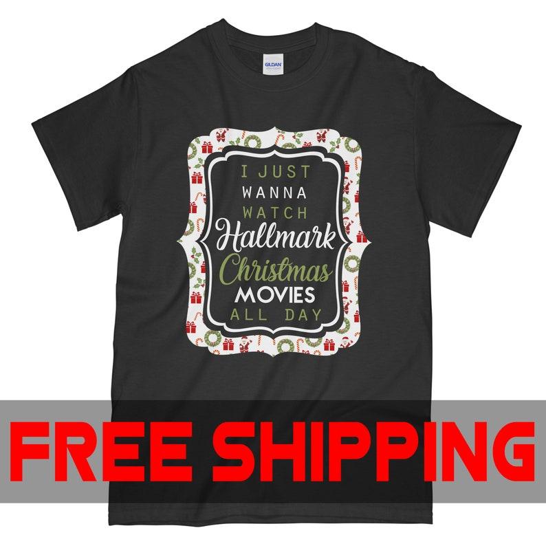 Hallmark Christmas Shirt.Hallmark Christmas Christmas Shirt Hallmark Shirt Hallmark Christmas Shirt Movies Hallmark Movies Gift For Him Gift For Her