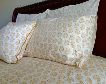 Duvet queen/ queen duvet set/ queen bed cover/ duvet cover / pillow cases/ cotton duvet set / bedding / comforter cover
