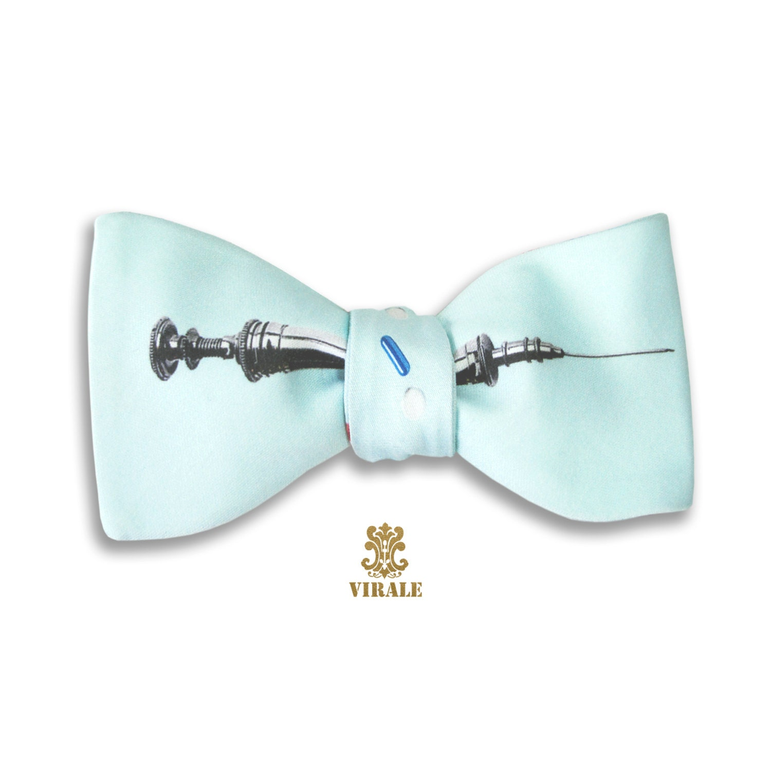 Virale By Dr B Cramping Drugs Bow Tie Inspired By Dorothy Parker