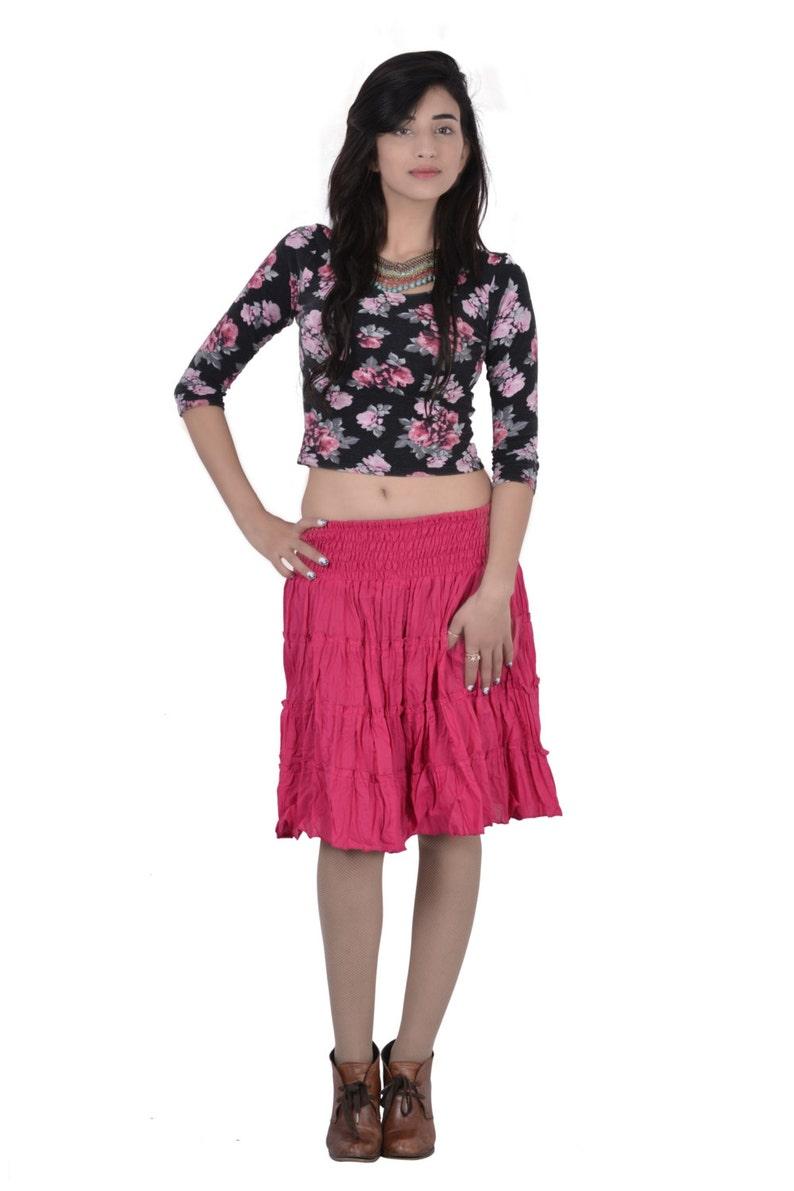 42dfe1ef9d5d Short skirt skater skirt prom dress wedding skirt pink skirt
