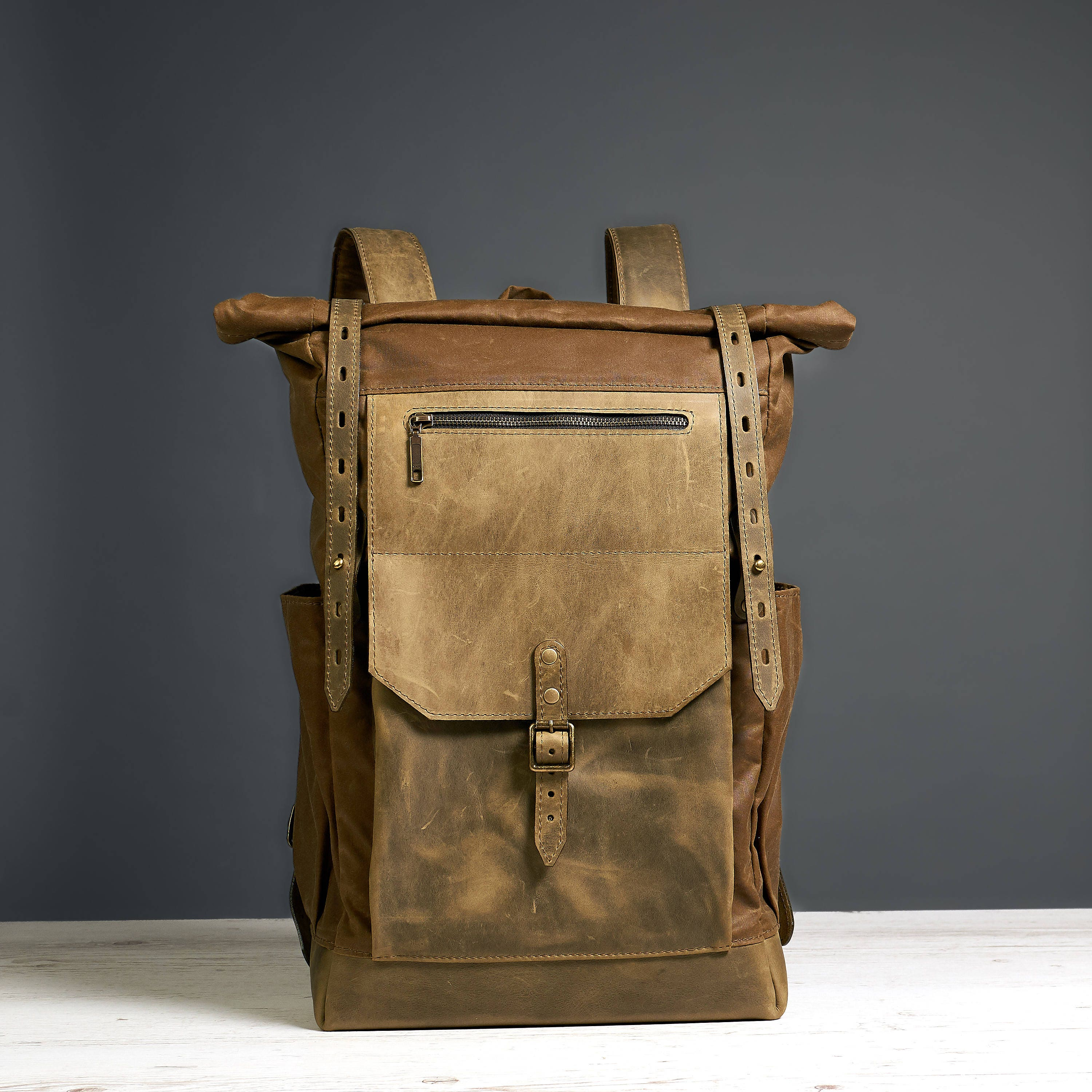 790053826eab REDSWAN Totes Bag Canvas Waxed Canvas Messenger Bag Type Shifting Canvas  Bag Womens Large Waterproof Source · Laptop backpack Waxed canvas and  leather bag ...