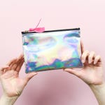 Ultimate Mirror Shine Holographic Pouches