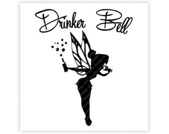 Disney, Drinker Bell, Tinkerbell, Peter Pan, Epcot, Food, Wine, Festival, Digital, Download, TShirt, Cut File, SVG, Iron on, Transfer