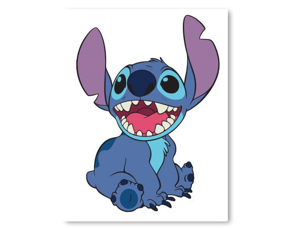Disney Lilo And Stitch Ohana Family Saying Cartoon Digital Download Tshirt Cut File Svg Iron On Transfer